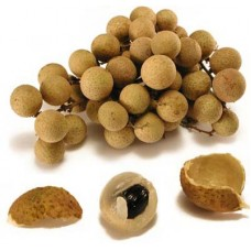 Fresh Longan with Stem 1kg