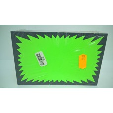 100 Flash Fluo 9X Cards