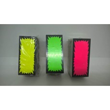 100 Fluo Cards